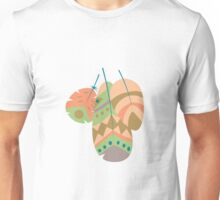 Tribal feather pattern 030 Unisex T-Shirt