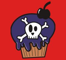 Skully Muffin Kids Tee
