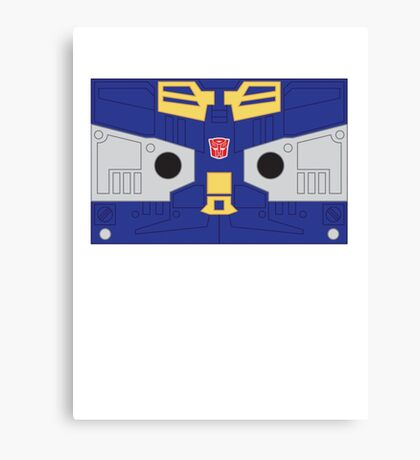Eject - Transformers 80s Canvas Print
