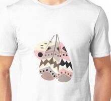 Tribal feather pattern 032 Unisex T-Shirt