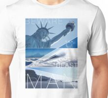 Planet of the Apes - Beware the Beast Man Unisex T-Shirt