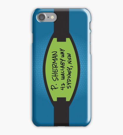 P. Sherman iPhone Case/Skin