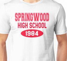 Nightmare On Elm Street - Springwood High School Unisex T-Shirt