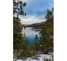 The Beautiful East Shore Photographic Print