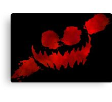 Knife Party - Haunted House Canvas Print