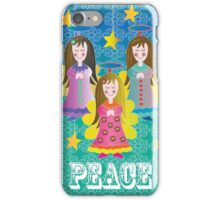Angels of Peace iPhone Case/Skin