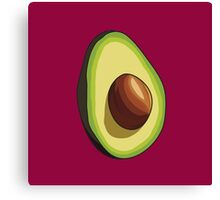 Avocado - Part 1 Canvas Print