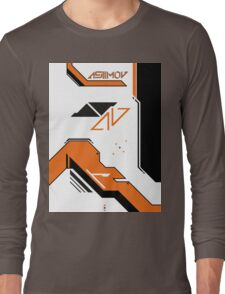 Counter Strike Asiimov design Long Sleeve T-Shirt