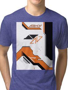 Counter Strike Asiimov design Tri-blend T-Shirt
