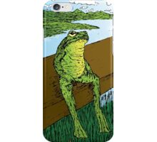 Frog Life iPhone Case/Skin