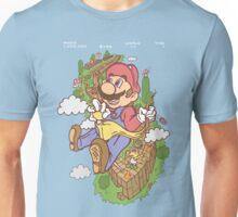 Mario Eff's Up World 1-1 Unisex T-Shirt