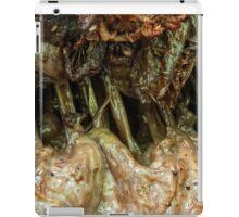 disgusting old shrooms iPad Case/Skin