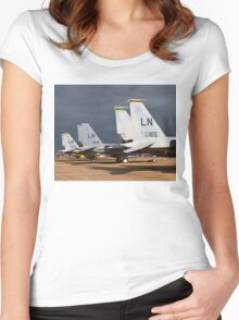 Lakenheath Eagles Women's Fitted Scoop T-Shirt