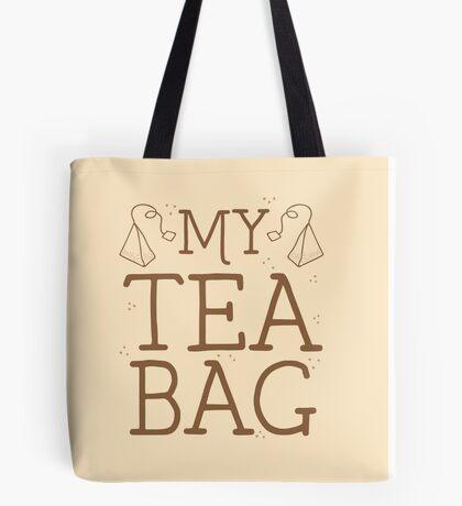 my tea bag Tote Bag