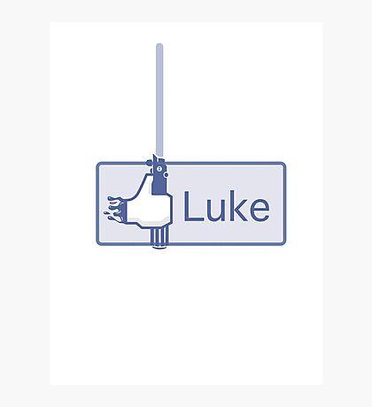 Luke  Photographic Print