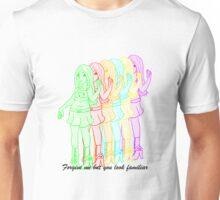 Familiar Girls (Chance The Rapper) Unisex T-Shirt