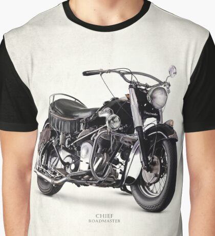 Chief Roadmaster 1953 Graphic T-Shirt
