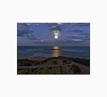 Super moon rising over Long Reef on the 10th August 2014 Unisex T-Shirt
