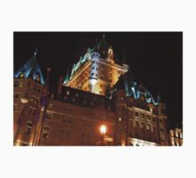 Fairmont Chateau Frontenac - Quebec 2008 One Piece - Short Sleeve