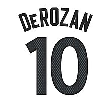 DeMar DeRozan Photographic Print