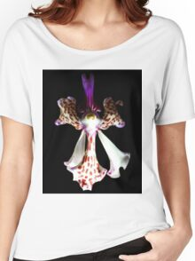 Sir Elton John - Orchid Alien Discovery Women's Relaxed Fit T-Shirt