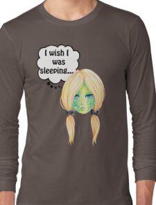 Sleepy Turtle Long Sleeve T-Shirt