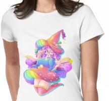 Mushroom Mama Womens Fitted T-Shirt