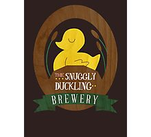 The Snuggly Duckling Brewery Photographic Print