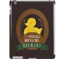 The Snuggly Duckling Brewery iPad Case/Skin