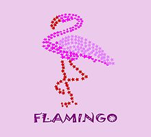 F for flamingo (6964 views) by aldona