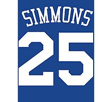 Ben Simmons Photographic Print