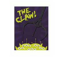 The Claw Art Print