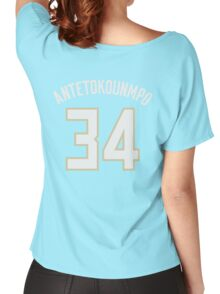 Antetokounmpo Women's Relaxed Fit T-Shirt