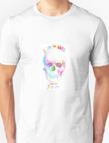 Psychedelic Death Unisex T-Shirt