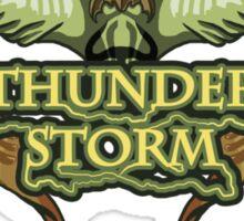 Guardian Force Quetzalcoatl: Thunder Storm Sticker