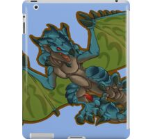 Azure Rathalos iPad Case/Skin