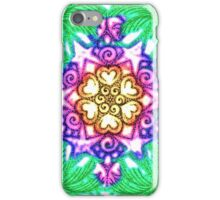 GOA 4ever Mandala iPhone Case/Skin