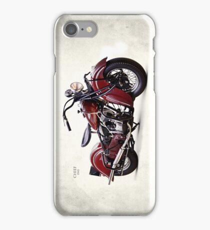 The 1941 Chief iPhone Case/Skin