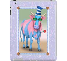 Cool Cow iPad Case/Skin