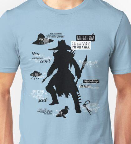 Dragon Age - Cole Quotes Unisex T-Shirt