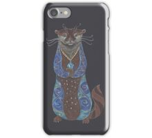 Otter Totem iPhone Case/Skin