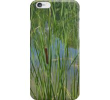 Peaceful Pond iPhone Case/Skin