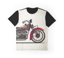 The 1940 Four Motorcycle Graphic T-Shirt