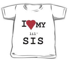 For Big Sisters Kids Tee