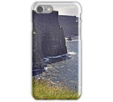Cliffs of Moher - County Clare - Ireland iPhone Case/Skin