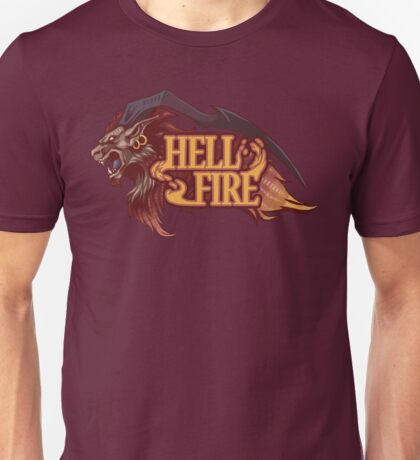 Guardian Force Ifrit: Hell Fire Unisex T-Shirt