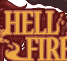 Guardian Force Ifrit: Hell Fire Sticker