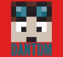 DanTDM One Piece - Short Sleeve