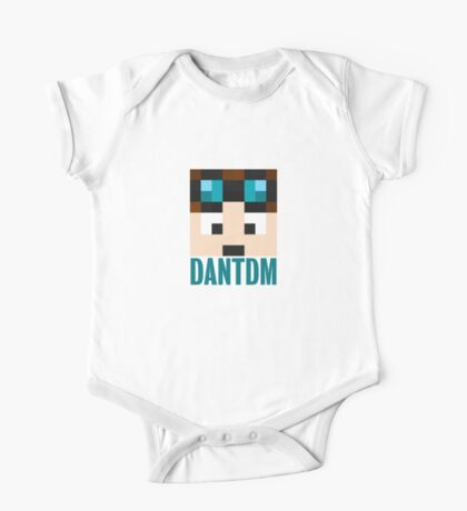 DanTDM One Piece - Short Sleeve