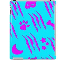 Werewolf Weather in Panic iPad Case/Skin